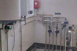 Монтаж отопления в Белореченске
