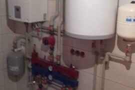 Проектирование и монтаж отопления в Белореченске и краснодарском крае